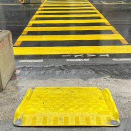 Rampes d'accès PMR